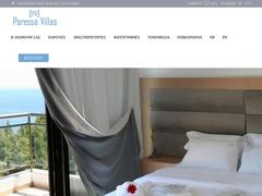 Paressa Villas 4 Keys - Νέα Φώκαια - Κασσάνδρα - Χαλκιδική