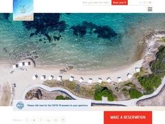 Alexander The Great (PAP) Hotel 4*, Κρυοπηγή - Κασσάνδρα - Χαλκιδική