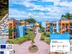 Atrium - Ξενοδοχείο 4 * - Πευκοχώρι - Κασσάνδρα - Χαλκιδική