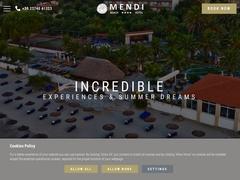 Mendi - Ξενοδοχείο 4 * - Καλάνδρα - Κασσάνδρα - Χαλκιδική