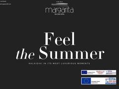 Margarita - Ξενοδοχείο 4 * - Καλλιθέα - Κασσάνδρα - Χαλκιδική