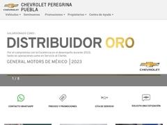 Agencias Autos Nuevos - Chevrolet Peregrina Puebla