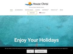 Chrisi House Apartments 3 Clés - Plage de Dionyssiou - Chalcidique