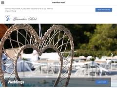Giannikos - Hôtel 3 * - Paliouri - Cassandra - Chalkidique