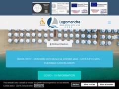 Lagomandra Beach - Hôtel 3 * - Nikiti - Sithonie - Chalkidique