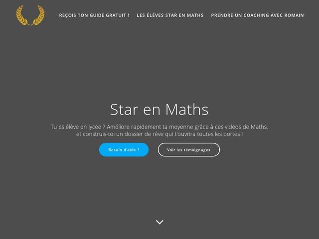 Vidéos Maths
