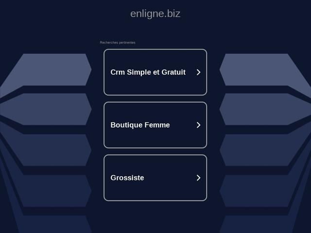 Annuaire en ligne - annuaire gratuit de sites internet sur Enligne.biz