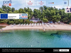 Porfi Beach - Hôtel 3 * - Nikiti - Sithonie - Chalkidique