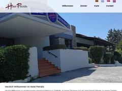 Petrides - Hôtel 3 * - Pefkochori - Cassandra - Chalkidique
