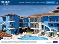 Stratos - Hôtel 3 * - Afytos - Cassandra - Chalkidique