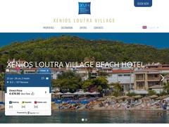 Loutra Beach (Xenios) - Hôtel 3 * - Agia Paraskevi - Chalkidique