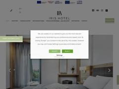 Iris - Hôtel 3 * - Siviri - Cassandra - Chalkidique