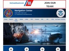 U.S. Coast Guard Navigation Center