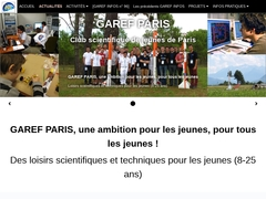 Association GAREF PARIS
