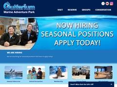 Florida's Gulfarium Park Information