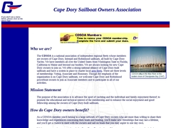 Cape Dory Sailboat Owners Association