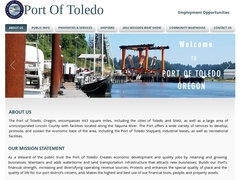 Port of Toledo, Oregon