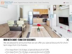 Michalis Apartments - Hotel 2 Keys - Πολύγυρος - Χαλκιδική