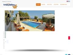 Maya Bay - Ξενοδοχείο 2 * - Καλλιθέα - Κασσάνδρα - Χαλκιδική