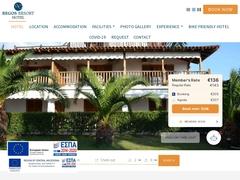 Regos Resort - Ξενοδοχείο 2 * - Παράδεισος - Σιθωνία - Χαλκιδική