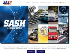 lubricantes-sash.com