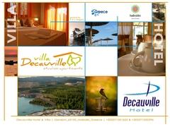Decauville - 2 * Hotel - Gerakini - Chalkidiki