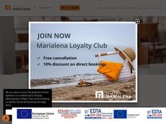 Marialena - Hôtel 2 * - Flogita - Sithonie - Chalkidique