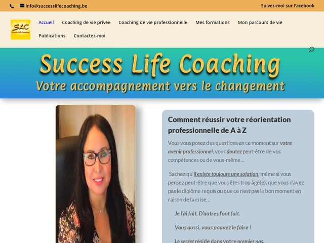 Success Life Coaching - Fatima AGRINA