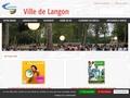 Site Officiel de la Ville de LANGON (Gironde-33, Aquitaine)