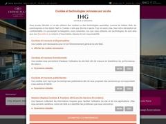 Hoteles - Hotel Crowne Plaza Monterrey México