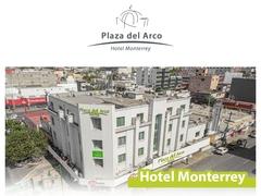 Hoteles - Hotel Plaza del Arco Monterrey México