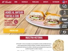 Restaurante Tacos - El Farolito