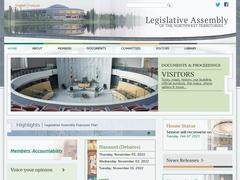 Legislative Assembly of The Northwest Territories