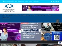 Organismos Empresariales - Cámara Nacional de Comercio, Canaco