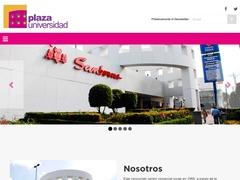 Centros Comerciales - Plaza Universidad
