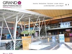 Centros Comerciales - Plaza Comercial Grand San Francisco