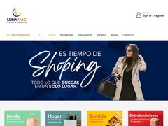 Centros Comerciales - Luna Parc Cuautitlán Izcalli México DF