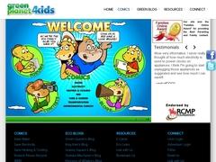 Green Planet 4 Kids   Green Planet For Kids Handbook