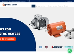 Materiales Insumos - Casa Cabrera, México CDMX