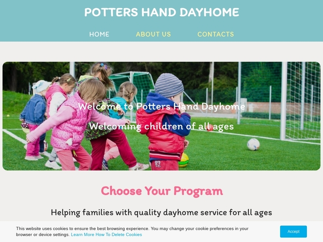 Potters Hand Dayhome
