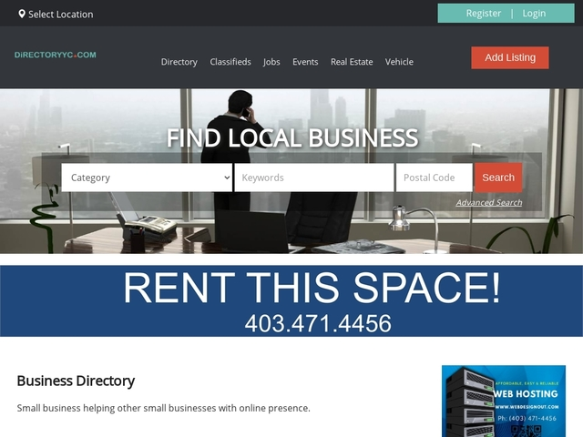Local Business Directory | directoryyc.com