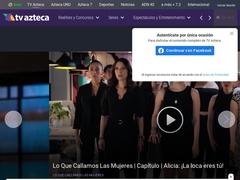 Televisión Radio - Tv Azteca