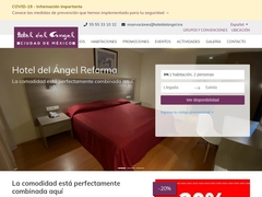 Hoteles - Hotel San Ángel México DF
