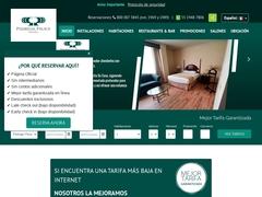 Hoteles - Hotel Pedregal Palace México DF