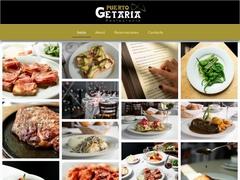 Restaurante Comida Internacional - Restaurante Puerto Getaria