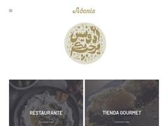 Restaurante Comida Internacional - Adonis