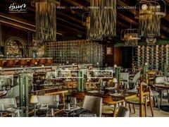 Restaurante Comida Internacional - Harry's Grill