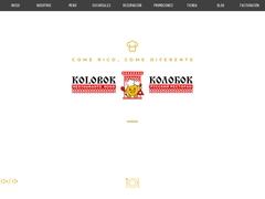 Restaurante Comida Internacional - Kolobok