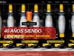 Hilo Industrial - Hilaturas Castilla