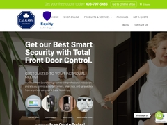 Home - Calgary #1 Home Security System | Calgary Equity Security